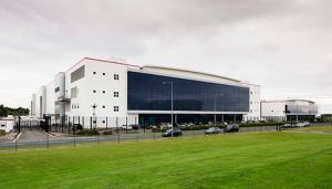 hyperscale data centre newport wales